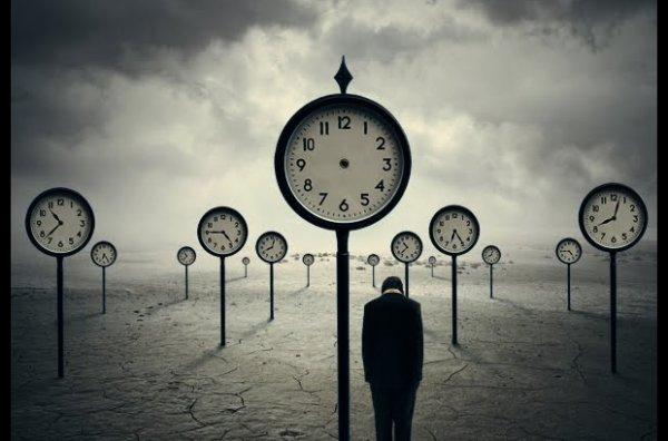 Путешествие во времени - криминальные парадоксы