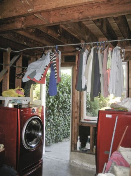 Переделка подвала и гаража