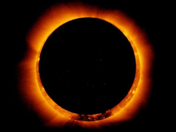 20 мая произойдет редкое солнечное затмение