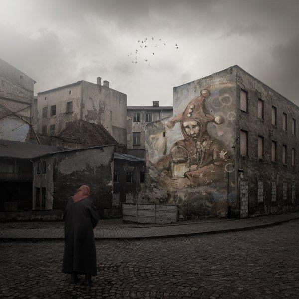 Фотохудожник Leszek Bujnowski