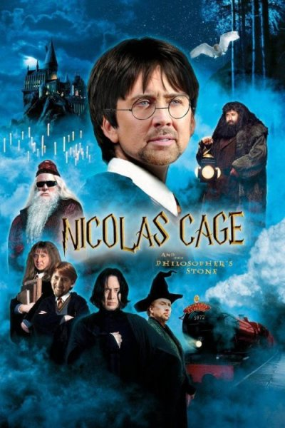 Николас Кейдж навсегда!