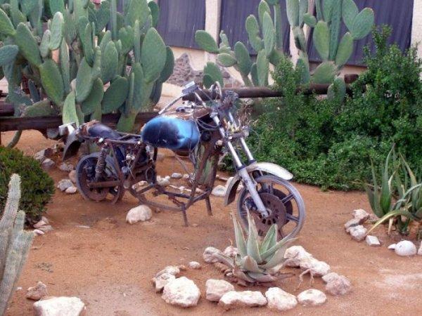Кладбище мотоциклов