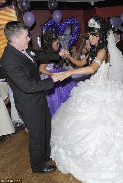 Цыганская свадьба в Британии