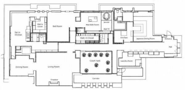 Самая дорогая квартира с одной спальней в мире