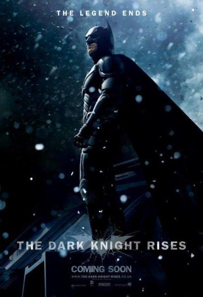 Новые постеры нового Бэтмена