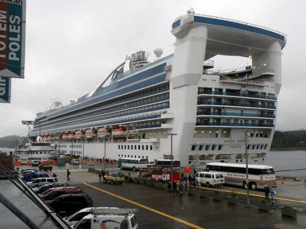 ТОП-10: Самые большие круизные корабли мира