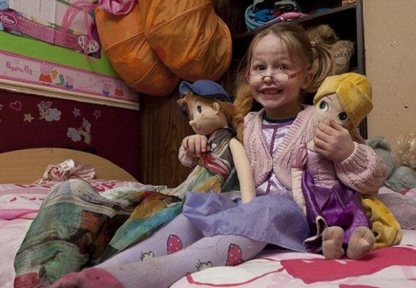 Британский 5-летний мальчик Зак превратился в девочку Заки