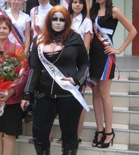 Еще одна выпускница-2012!