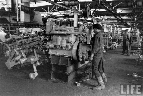 Ретро из 60-х: Минский тракторный завод