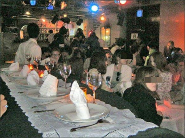 Японец накормил гостей собственными гениталиями