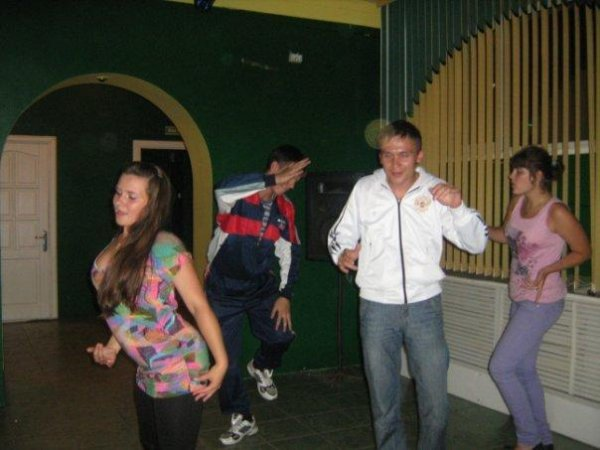 Грязные танцы