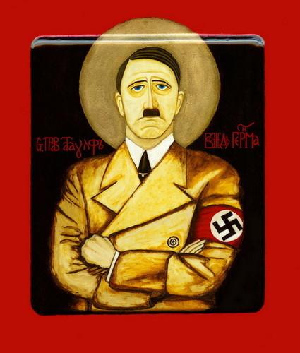 В Эстонии канонизировали Адольфа Гитлера