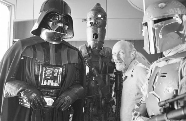 Редкие фотографии. Звёздные Войны (IV-VI).