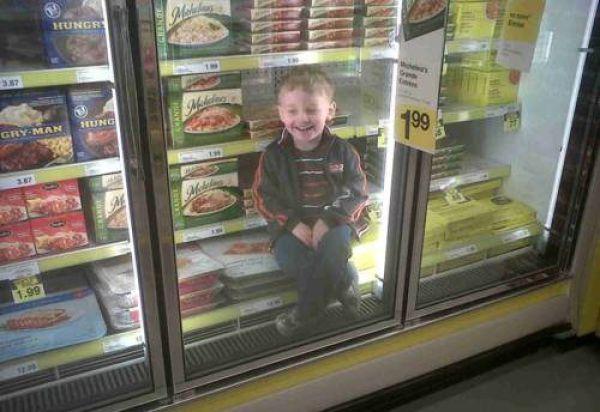 Фрики из супермакетов