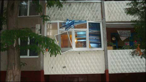В жилом доме в Гомеле взорвался самогонный аппарат