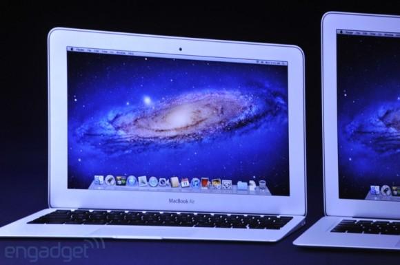 Новое поколение MacBook Air представлено официально