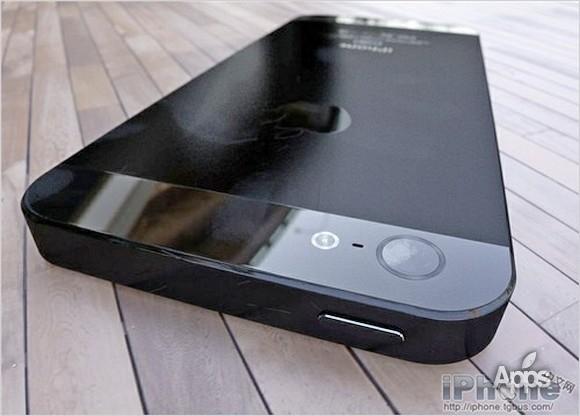 В Интернете появились фото iPhone 5
