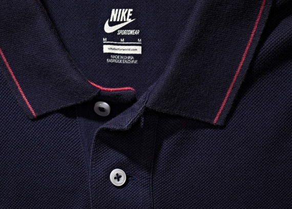 Nike Sportswear представляет лайфстайл коллекцию, вдохновленную пятью футбольными сборными