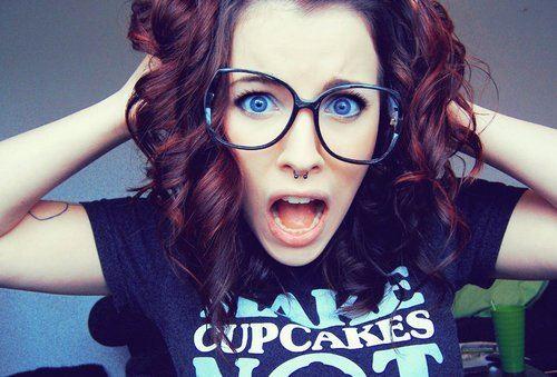 Очень красивые очкарики!