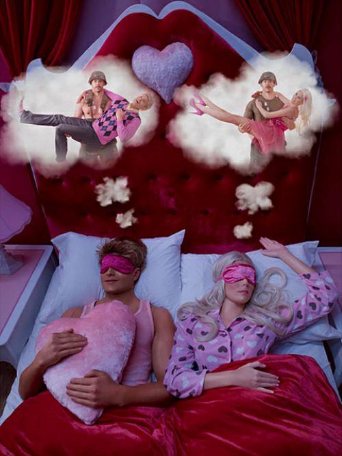 Кен и Барби в реальной жизни