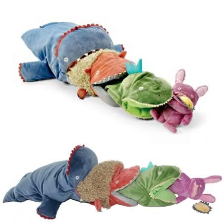 Самые жуткие плюшевые игрушки