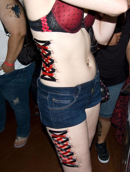 Новые модификации тел девушек