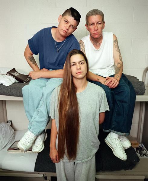 Женская тюрьма в США
