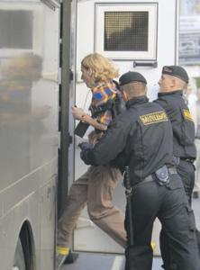 Лукашенко недоволен милицией