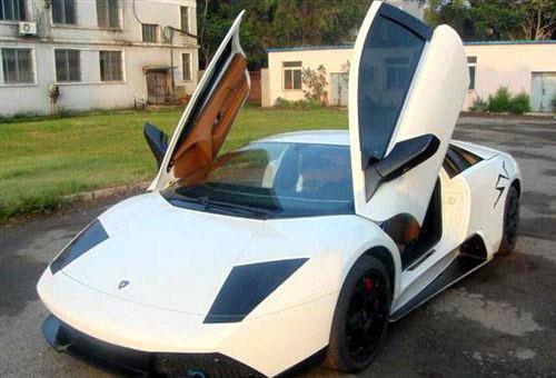 Lamborghini Murcielago - китайский вариант