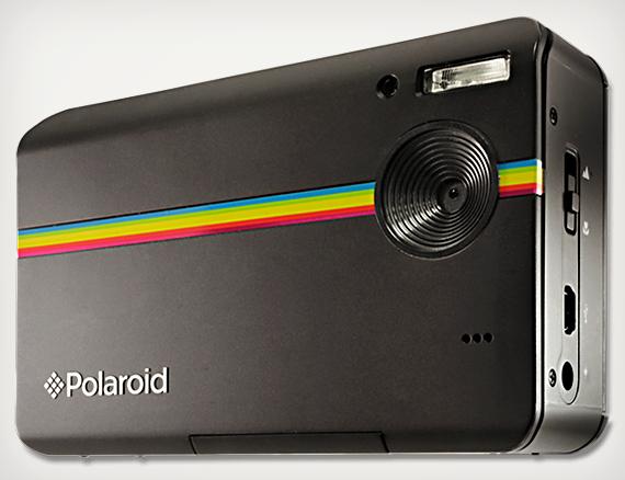 Цифровое мгновенное фото от Polariod