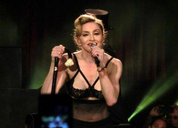 MDNA - тур Мадонны