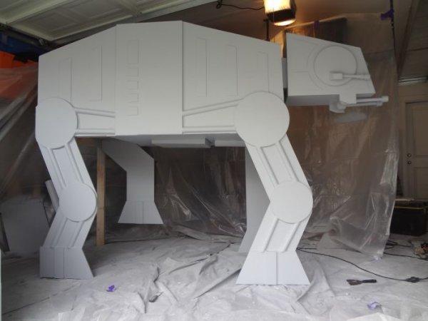 Кровать из Звездных Войн