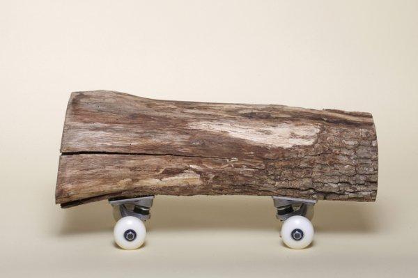 Артур Кинг и его скейты