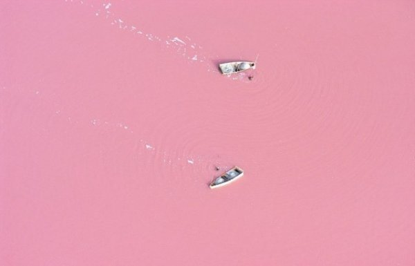 Гламурное озеро