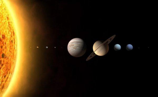 6 июня Земля, Венера и Солнце выстроятся в один ряд
