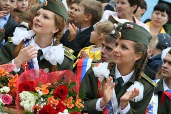 Выпускницы 2012 - Лучшее из России!