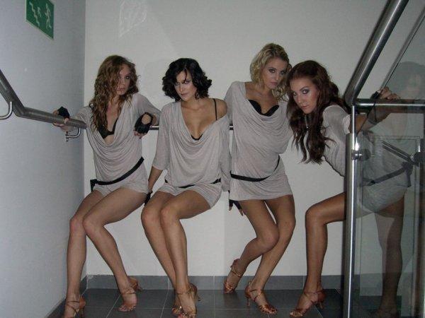 Ассорти из красивых девушек