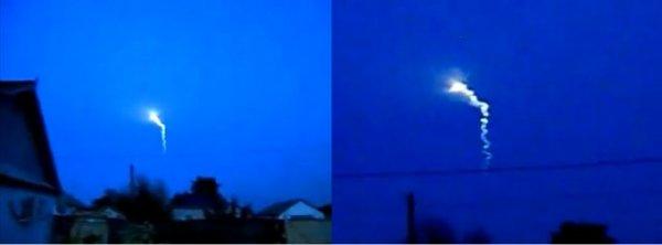 Сотни человек увидели НЛО в небе над Израилем