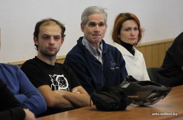 Американец сбежал из Нью-Йорка в Минск.
