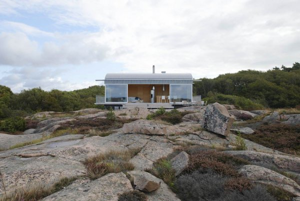 Летние домики в Швеции
