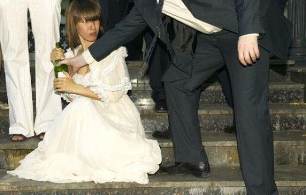 Пьяные невесты