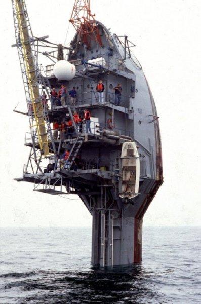 Самый странный корабль в мире — RP Flip