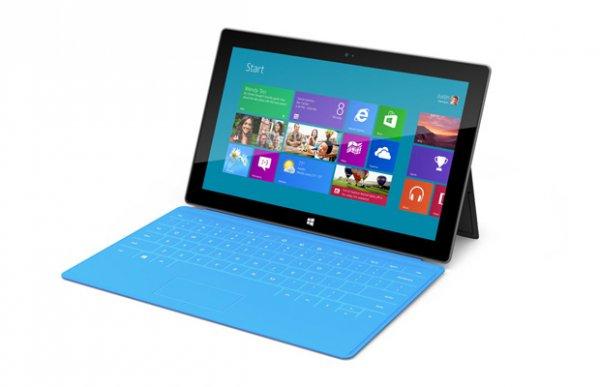 Microsoft представила собственную альтернативу iPad!