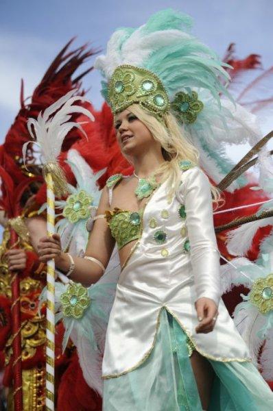 Карнавал в Хельсинки
