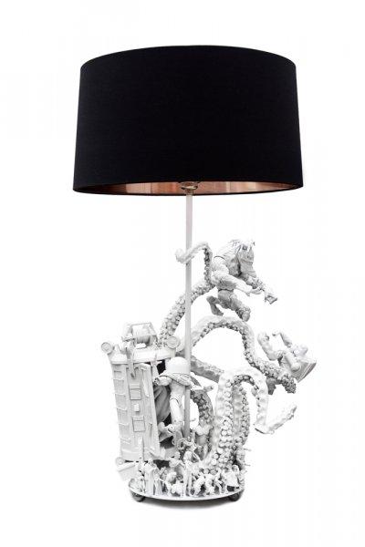 Необычные лампы