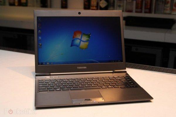 Очень легкий ультрабук Toshiba Portege Z930