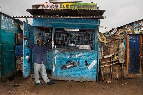 Мелкий бизнес в Найроби