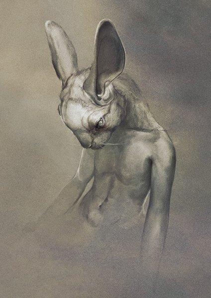 Работы художника Ryohei Hase