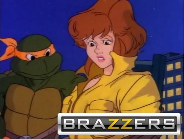 Как бы от Brazzers