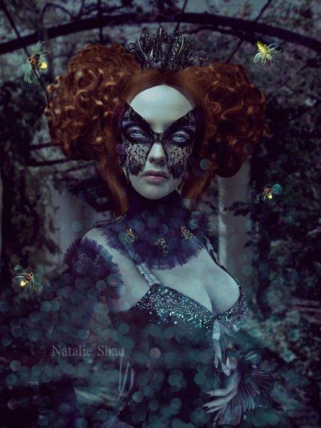 Жуткие работы Natalie Shau